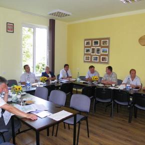 Kolejnego posiedzenia Rady LGD Blisko Krakowa