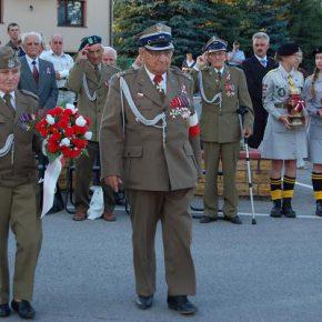 Obchody 70 rocznicy wybuchu II Wojny Światowej