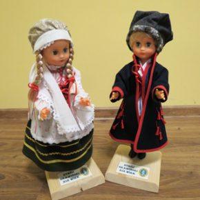 Zachować tradycję – Dar Towarzystwa Przyjaciół Skawiny dla Stowarzyszenia Miłośników Doliny Cedronu