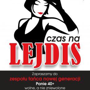LEJDIS – zajęcia dla kobiet w CKiS Skawina