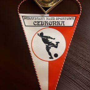 """70-lecie Parafialnego Klubu Sportowego """"Cedronka"""""""