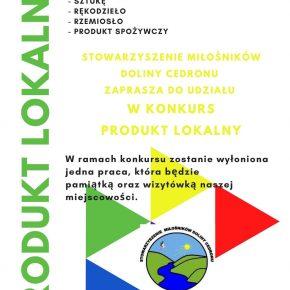 Rozstrzygnięcie konkursu na Produkt Lokalny Woli Radziszowskiej!
