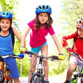 Nagrody w szkolnym konkursie rowerowym rozdane!